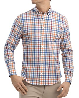 Johnnie-O - Jackson Check Classic Fit Button-Down Shirt