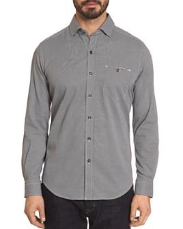 Robert Graham - Boone Geometric-Pattern Classic Fit Shirt