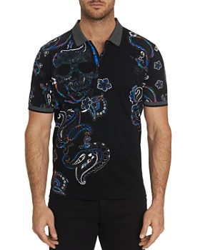Robert Graham - Skull Island Classic Fit Polo Shirt