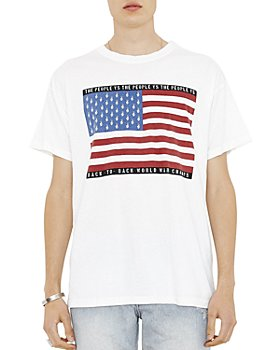 The People Vs. - Peace America Graphic Tee