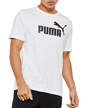 PUMA - Ess Logo Graphic Tee