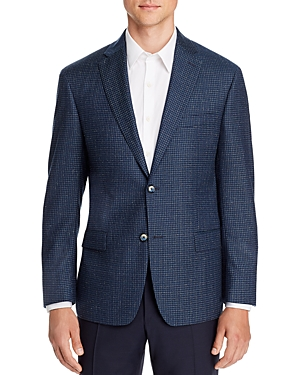 Robert Graham Slubbed Check Classic Fit Sport Coat