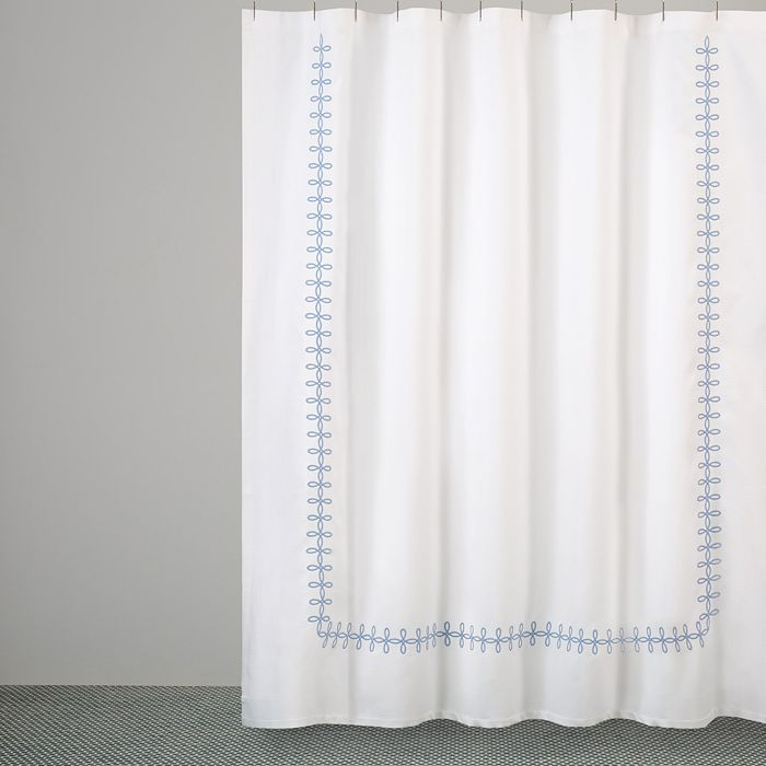 Matouk - Gordian Knot Shower Curtain