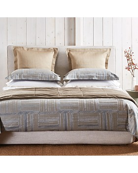 Frette - Windowpane Arredo Bedding Collection - 100% Exclusive