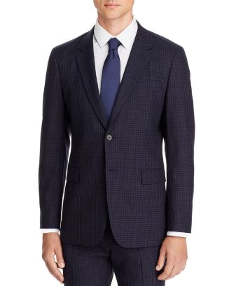 chambers-small-check-slim-fit-suit-jacket by theory