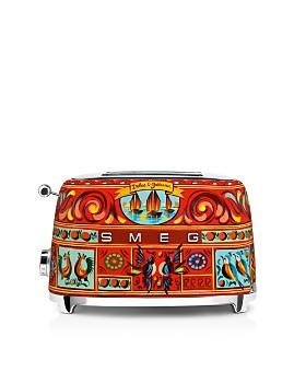 Smeg - Dolce & Gabbana 2-Slice Toaster