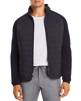 Dylan Gray - Triboard Mixed-Media Jacket - 100% Exclusive