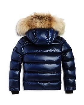 SAM. - Unisex Fur-Trimmed Arctic Down Jacket - Little Kid