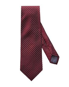 Eton - Square-Flower Pattern Classic Tie
