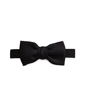 Lanvin - Woven Silk Pre Tied Bow Tie