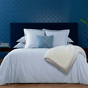 Yves Delorme Luna Duvet Cover, Full/Queen