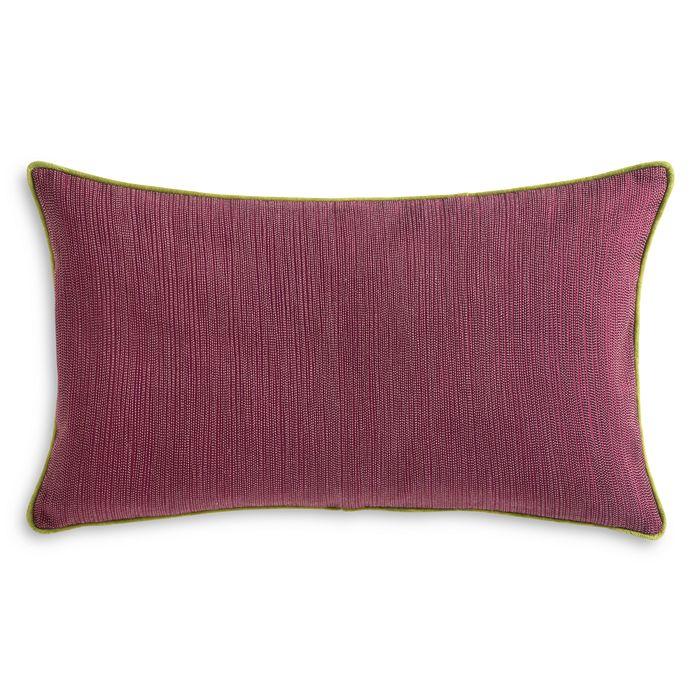"""Yves Delorme - Leonor Decorative Pillow, 13"""" x 22"""""""