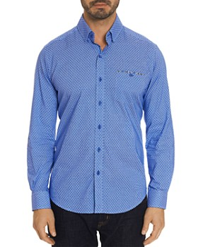 Robert Graham - Carlson Dotted-Gingham Classic Fit Shirt