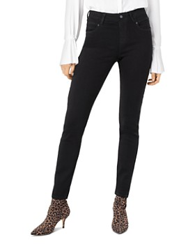 Liverpool - Gia Gilder Perfect Black Skinny Jeans