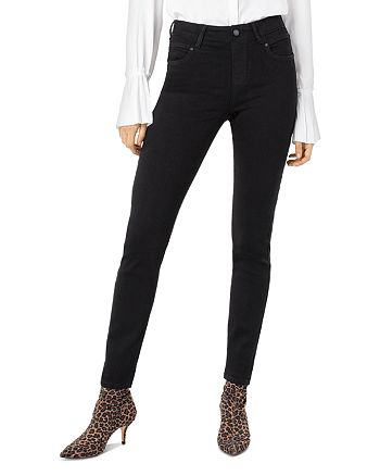 Liverpool Los Angeles - Gia Gilder Perfect Black Skinny Jeans