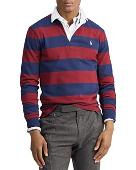 Polo Ralph Lauren - The Iconic Striped Rugby Shirt