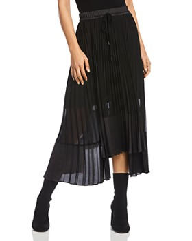 Bailey 44 - Roxy Asymmetric Pleated Skirt