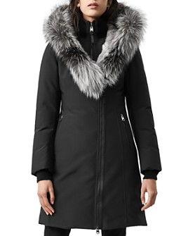Mackage - Trish Fur-Trim Down Coat