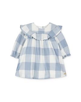 Tartine et Chocolat - Girls' Checkered Dress - Baby