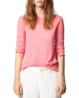 Zadig & Voltaire - Source Cashmere Sweater