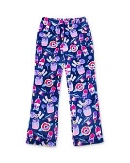 Candy Pink - Girls' Galaxy Print Pajama Pants - Little Kid, Big Kid