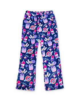 Candy Pink - Girls' Galaxy Print Pajama Pants - Little Kid, Big Kid