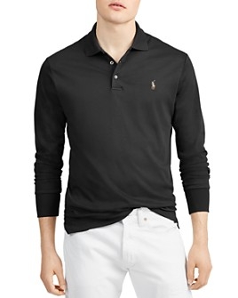 Polo Ralph Lauren - Classic Fit Long Sleeve Polo Shirt
