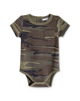 Z Supply - Unisex Camo Print Bodysuit - Baby