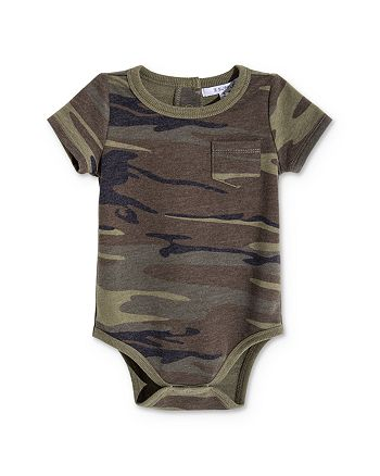Z Supply - Unisex Camo Print Bodysuit - Baby