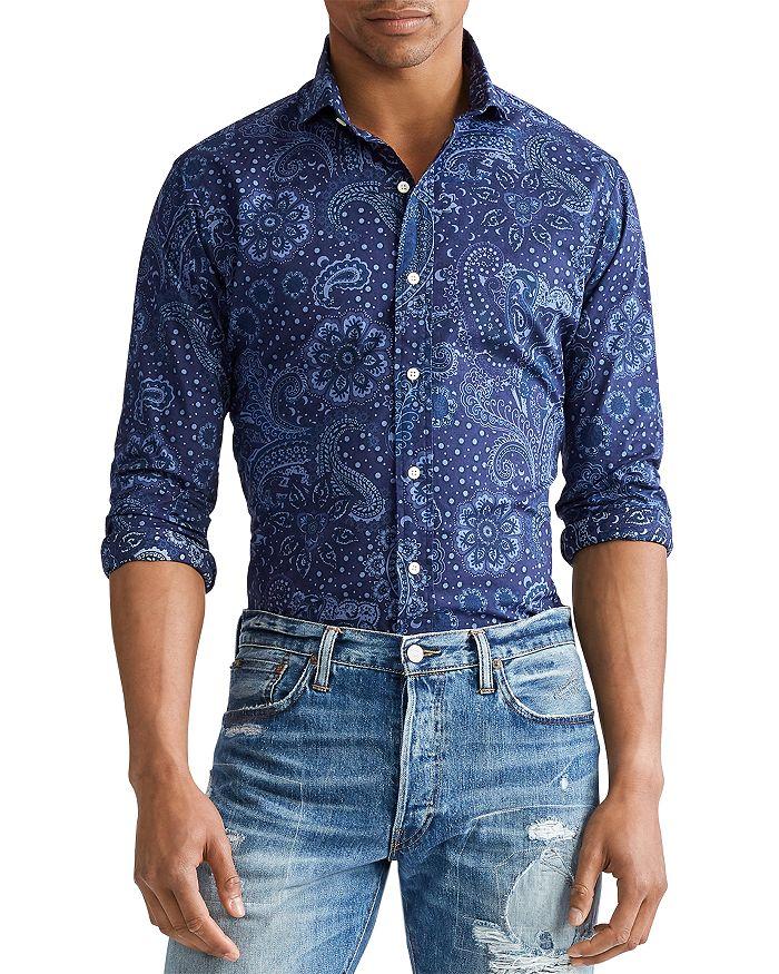 Polo Ralph Lauren - Classic Fit Paisley Shirt