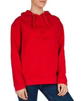Gerard Darel - Elie Fall in Love Hoodie