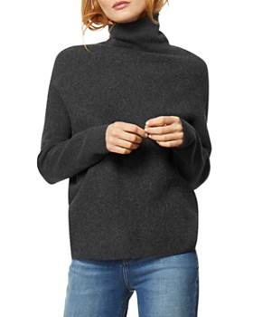 Habitual - Orianu Merino Wool Turtleneck Sweater