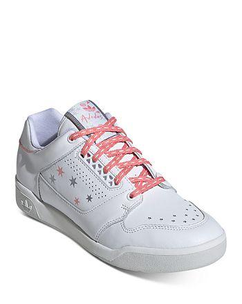Adidas - Women's Slamcourt Low-Top Sneakers