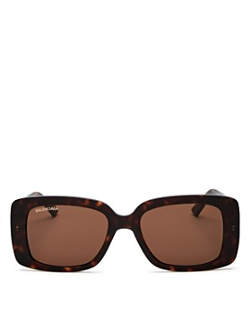Balenciaga - Women's Square Sunglasses, 52mm