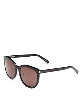 Saint Laurent - Men's Round Sunglasses, 56mm