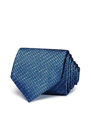 Ermenegildo Zegna Tonal Stripe Classic Tie-Men