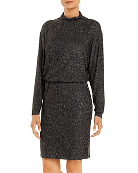 Kenneth Cole - Knit Blouson Dress