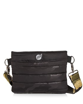 Think Royln - Chelsea Camo-Print Convertible Belt Bag