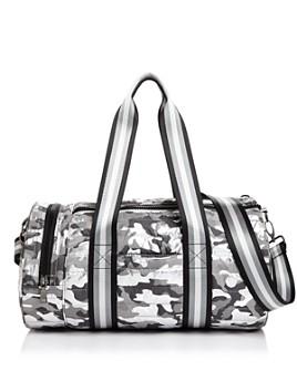 Think Royln - Metallic Camo Duffel Bag