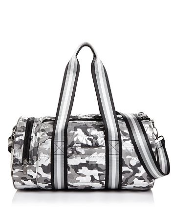 Think Royln - Metallic Camo Duffel Bag