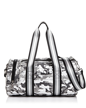 Think Royln Metallic Camo Duffel Bag
