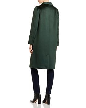 Eileen Fisher - Convertible-Collar Coat