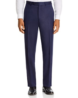 Jack Victor - Whipcord Twill Regular Fit Dress Pants