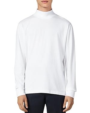 Sandro Mike Mock-Turtleneck T-Shirt