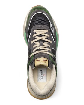 Gucci - Men's Ultrapace Hiking Mixed-Material Sneakers