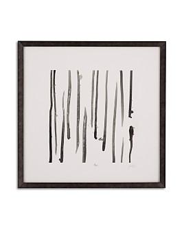 Bassett Mirror - Monochrome Gestures IX