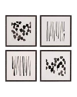 Bassett Mirror - Monochrome Gestures Collection