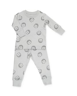 Tun Tun - Boys' Hedgehog Print Top & Pants Pajama Set - Baby