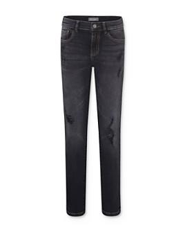 DL1961 - Boys' Brady Distressed Slim Fit Jeans - Big Kid