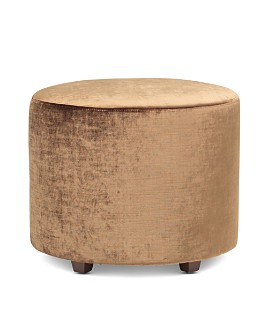 Mitchell Gold Bob Williams - Franny Round Ottoman